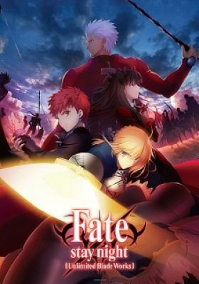 Fate/stay night [Unlimited Blade Works] (Dub)